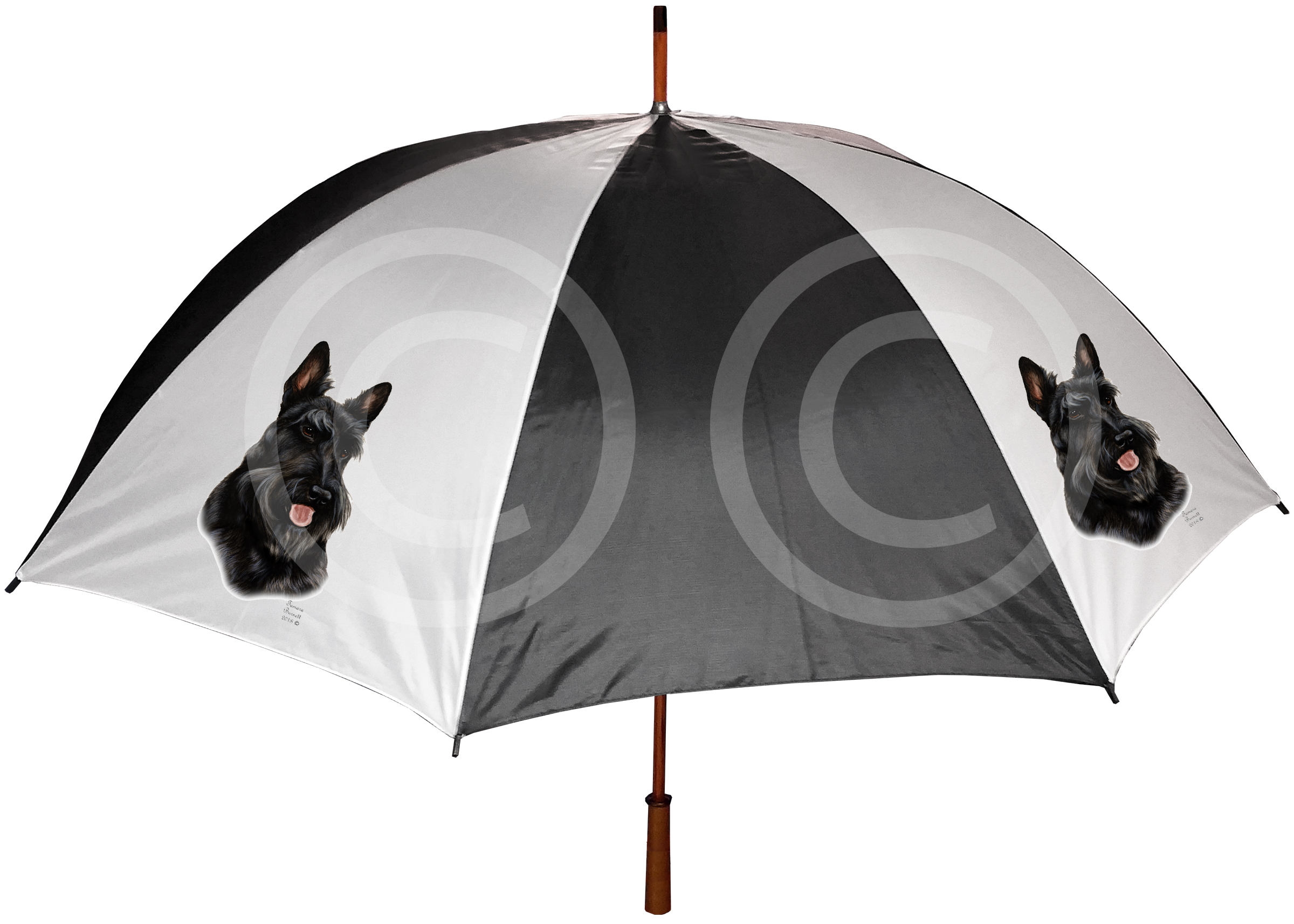 An image of the Scottish Terrier - Umbrella